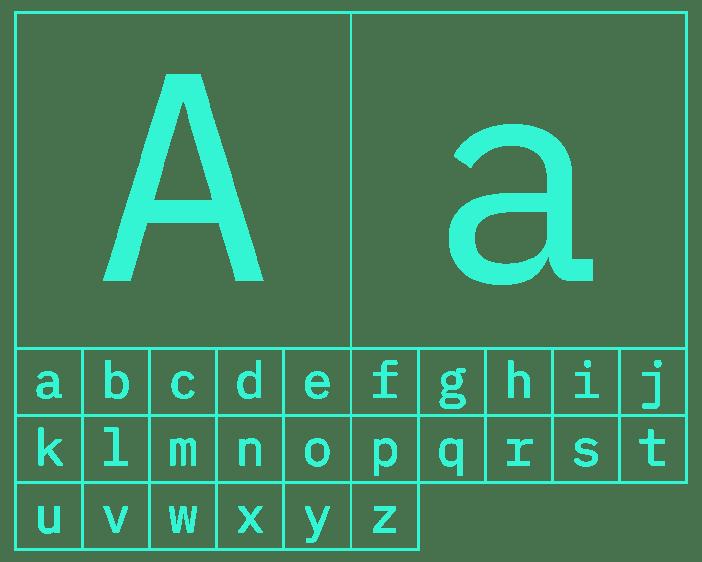 Best font for simple resume template: IBM Plex.
