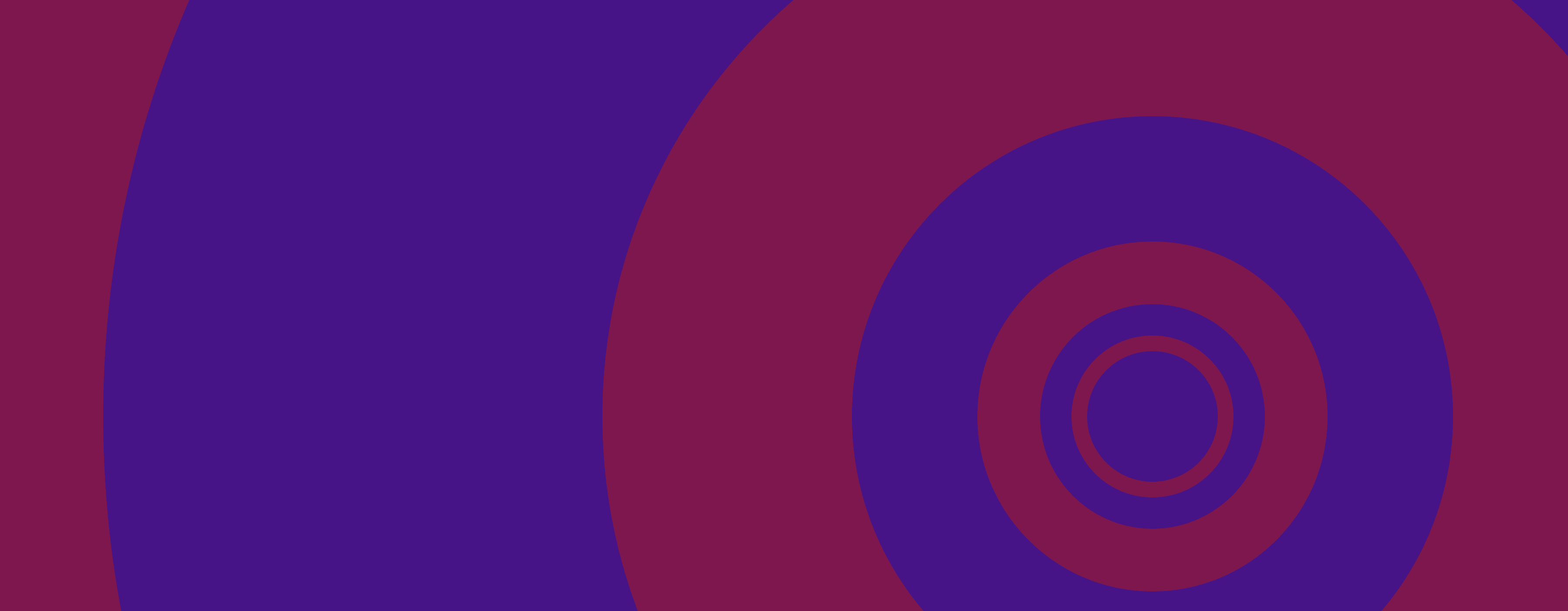 A diagram of concentric circles