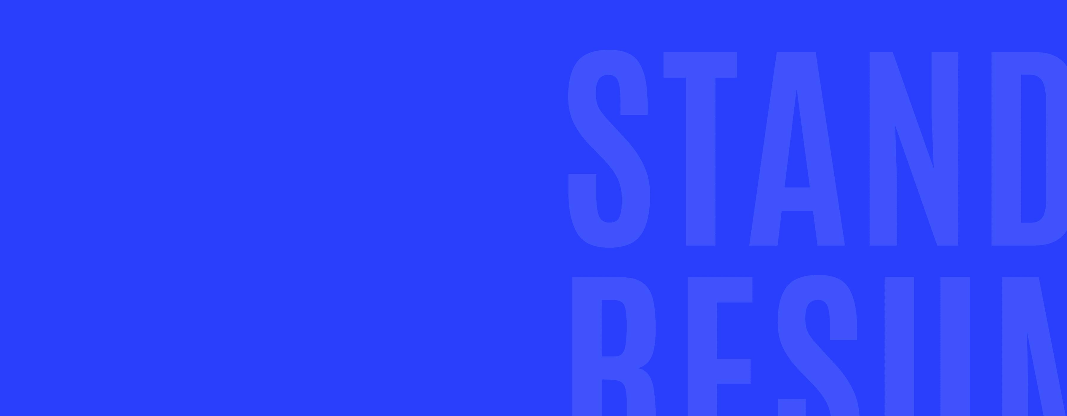 The Standard Resume logo