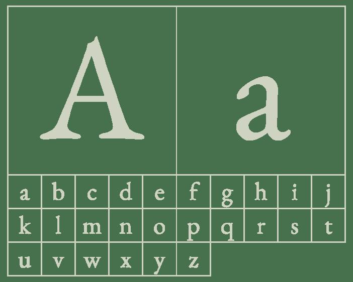 Best font for modern resume format: EB Garamond.
