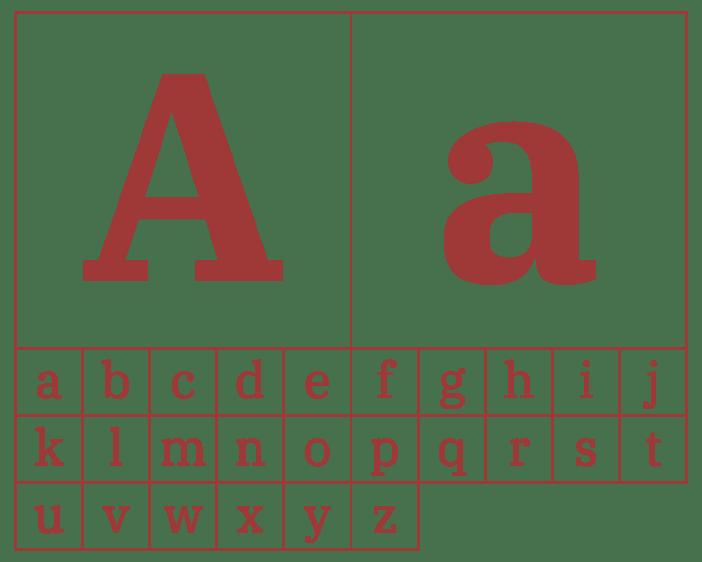 Best font for professional resume template: IBM Plex Serif.